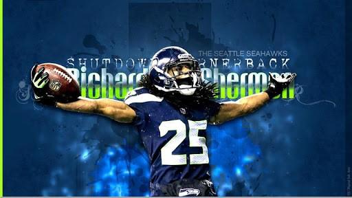 Richard Sherman Seahawks Wallpaper