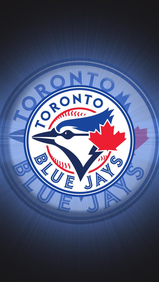 Toronto Blue Jays iPhone 5 Wallpaper 640x1136 640x1136