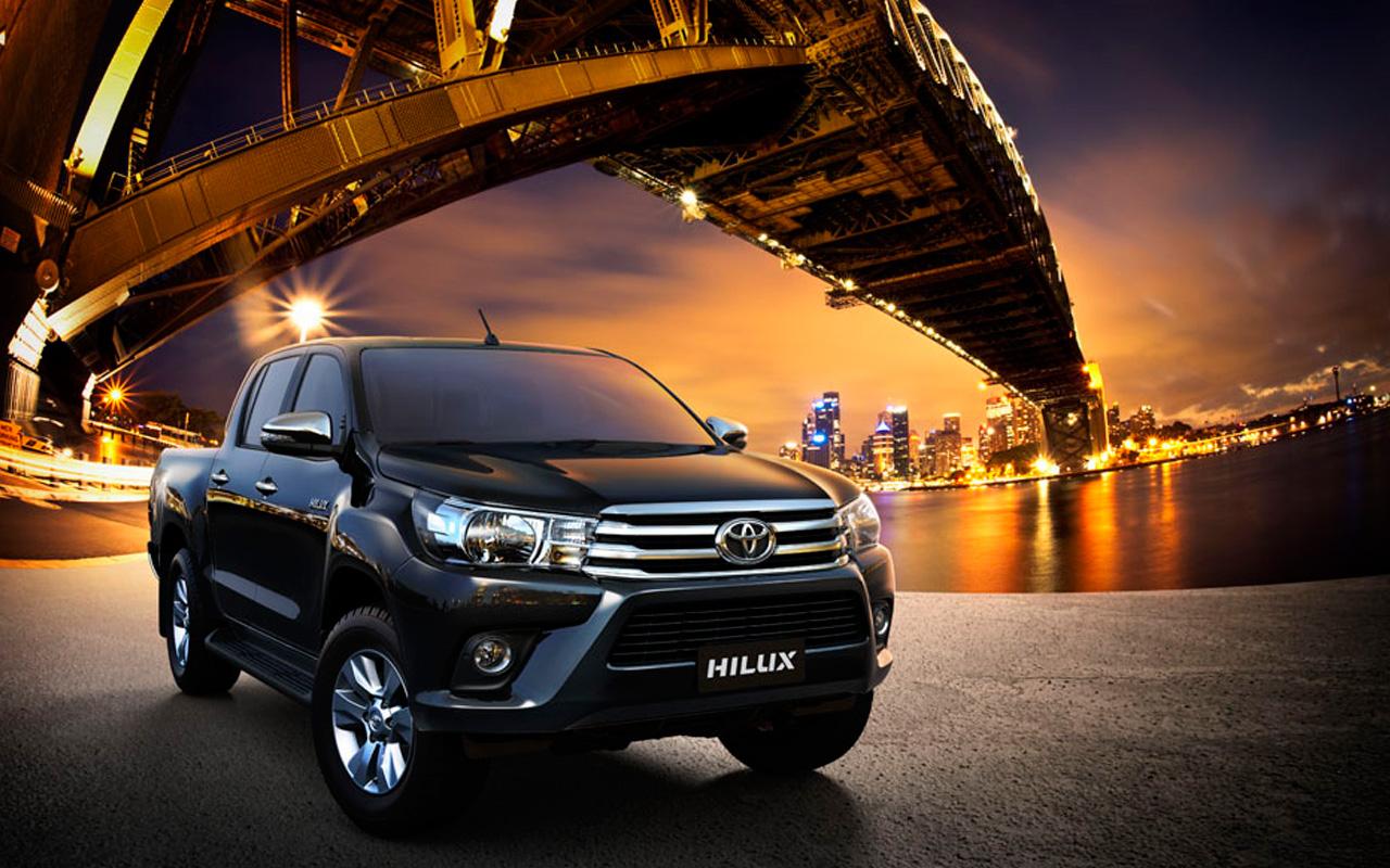 Toyota Hilux Wallpaper 23   1280 X 800 stmednet 1280x800
