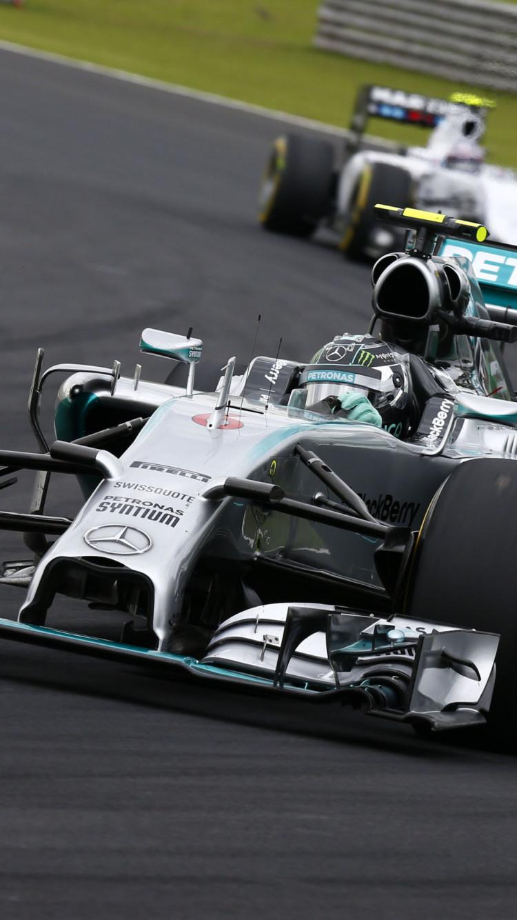 48+ Mercedes F1 Wallpaper on WallpaperSafari