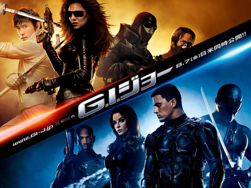 Action Films GI Joe Rise of Cobra 1024x768