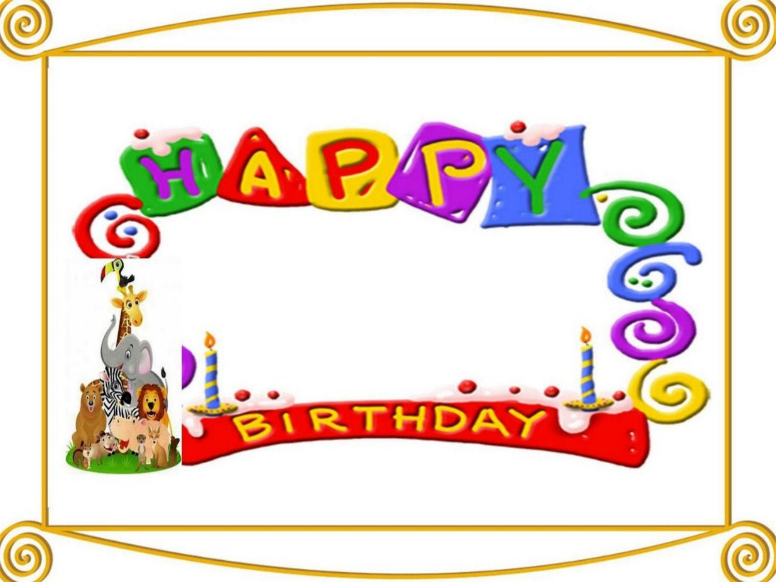 free download happy birthday pics wallpaper iphone wallpapers and Car 1600x1200