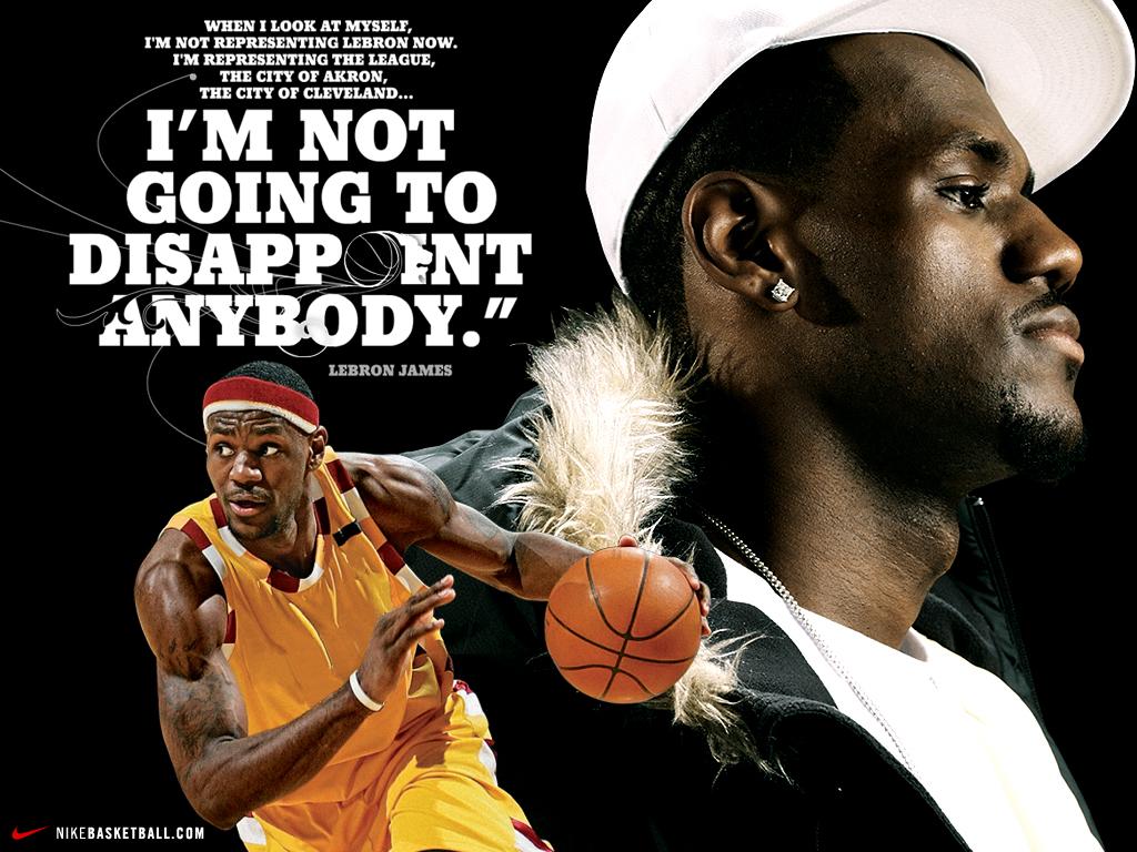 Lebron James Nike   LeBron James Wallpaper 37460 1024x768