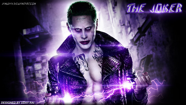 Jared Leto Joker Wallpaper