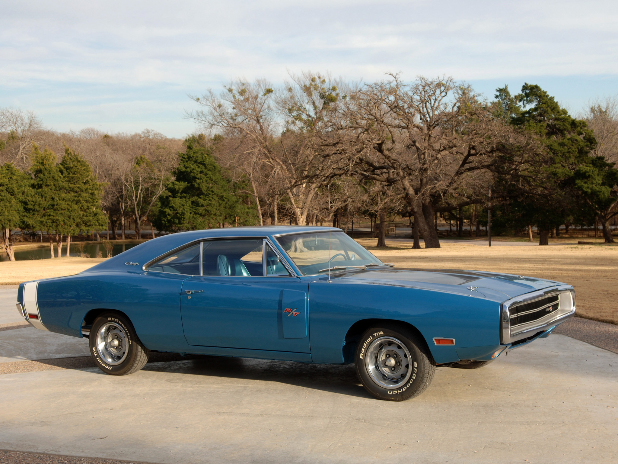 1970 Dodge Charger R T 440 Six Pack muscle classic wallpaper 2048x1536