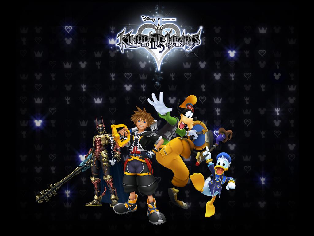 E3 2014 Kingdom Hearts HD 25 ReMIX by Legend tony980 1024x768