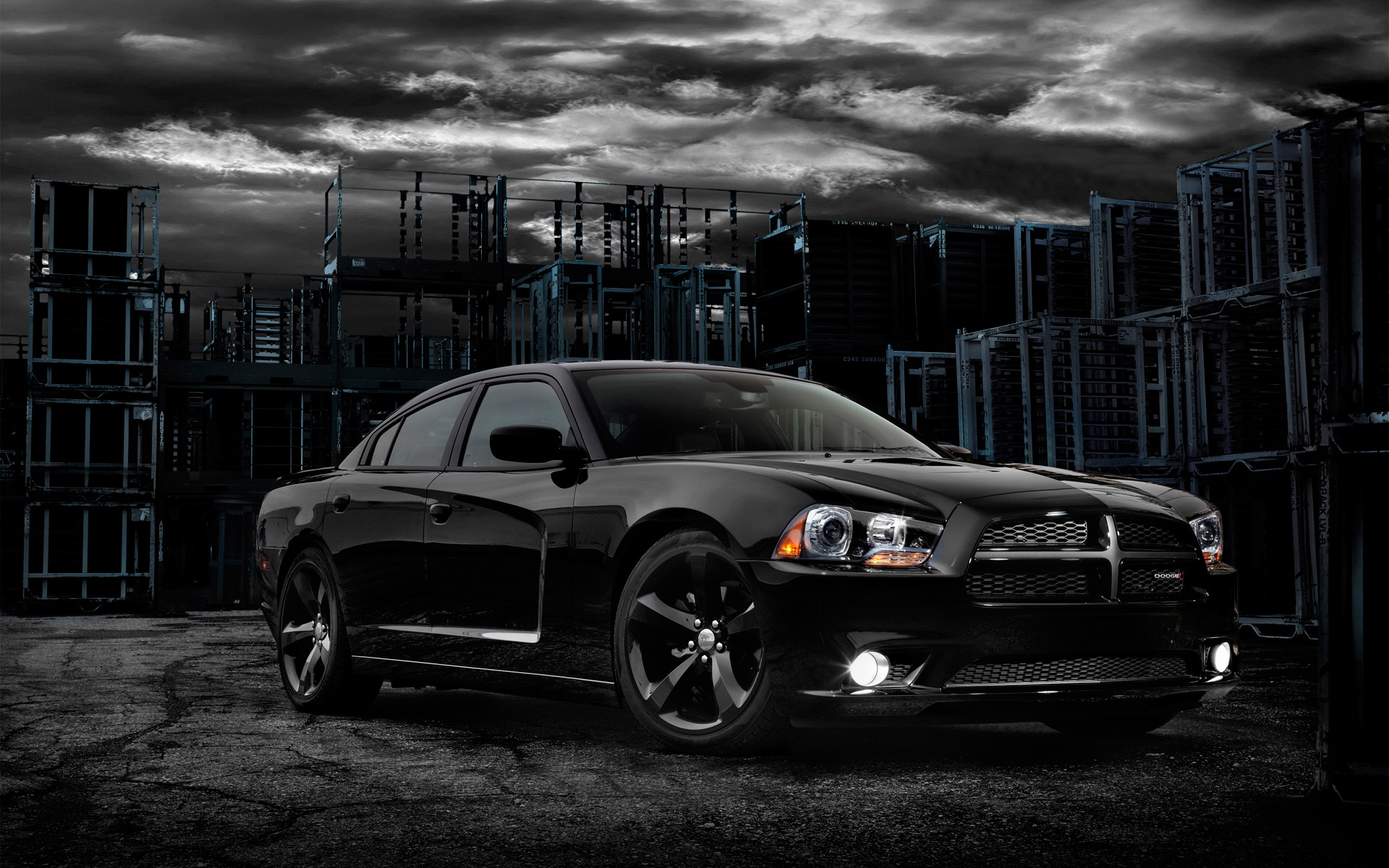 2012 Dodge Charger 2 Wallpaper HD Car Wallpapers 1920x1200
