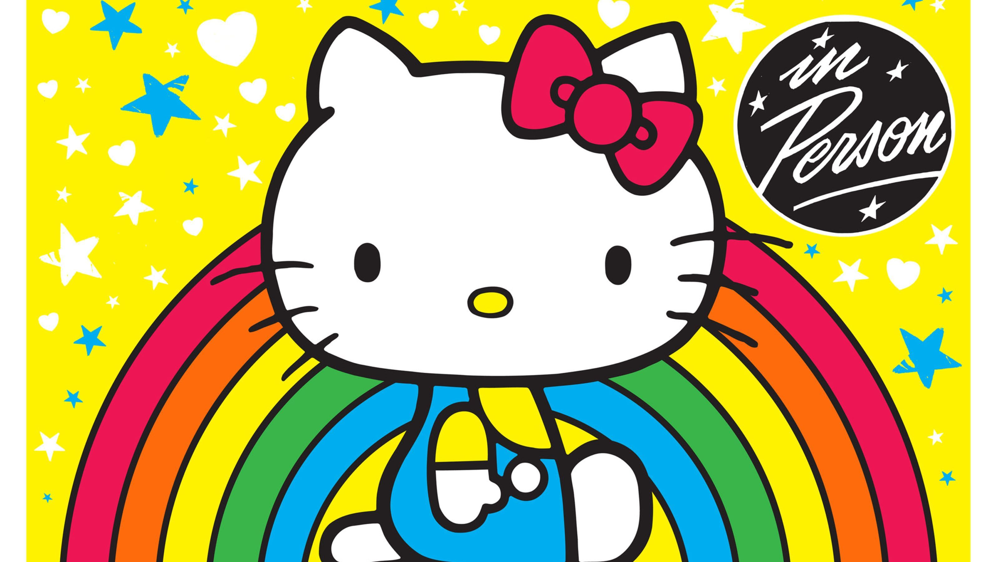 Hello Kitty Rainbow Wallpapers   Top Hello Kitty Rainbow 3200x1800