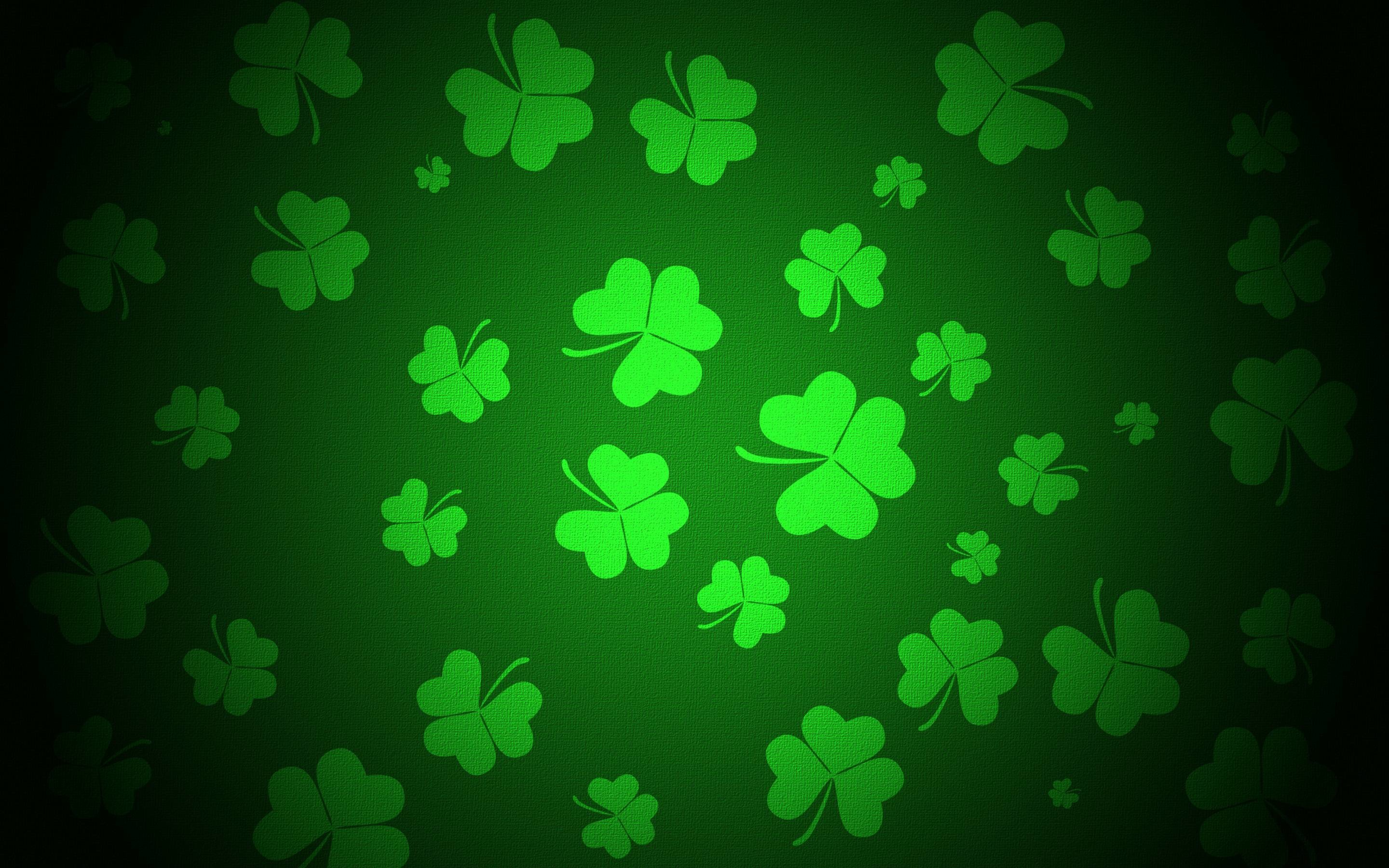 Four Leaf Clover Wallpapers 51 pictures 2880x1800