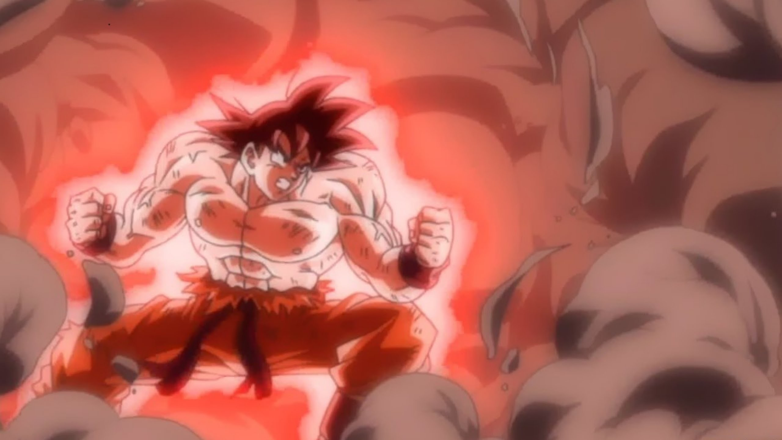 Goku Ssgss Wallpapers 81 pictures 2560x1440