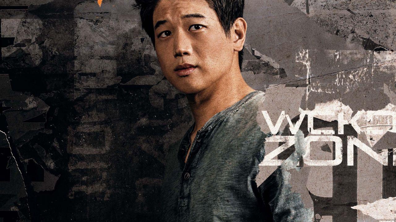 Download Wallpaper Maze Runner The Death Cure Ki Hong Lee 4k