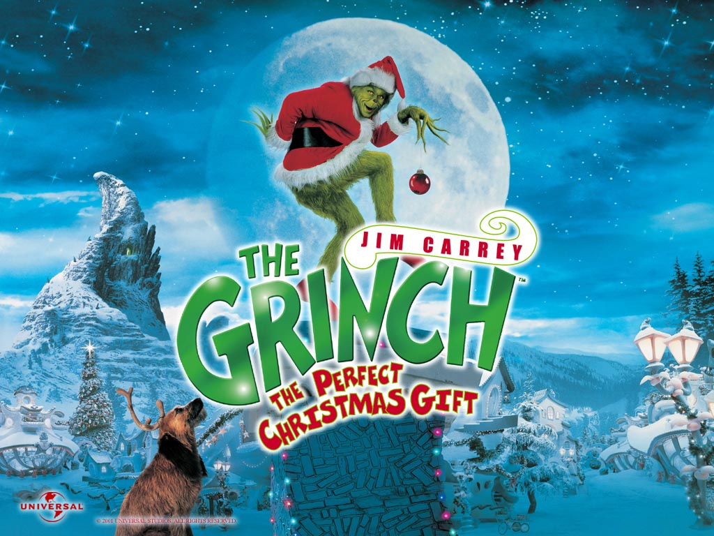 How the Grinch Stole Christmas 1024x768