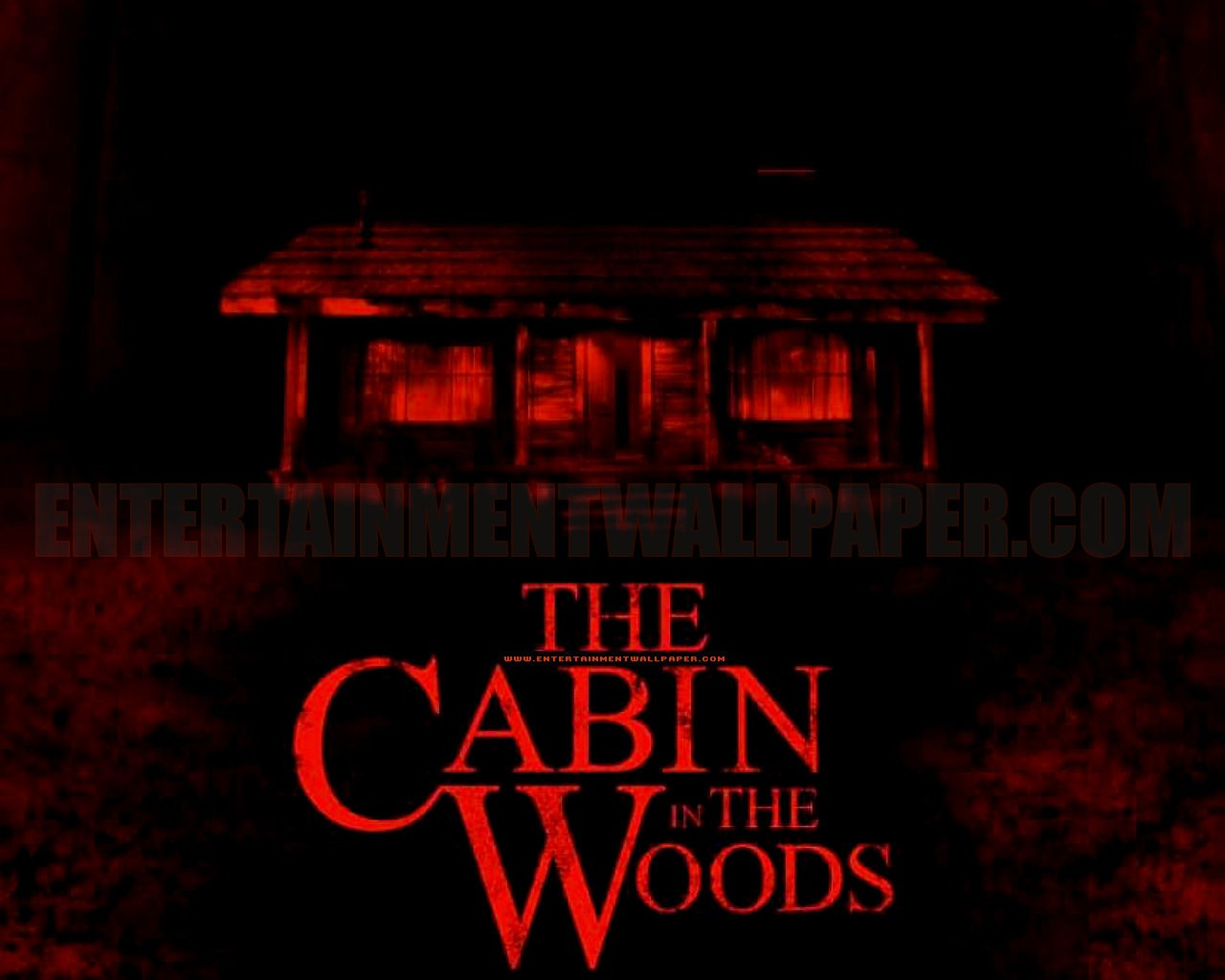 Free Download The Cabin In The Woods Wallpaper 10030025 1280x1024