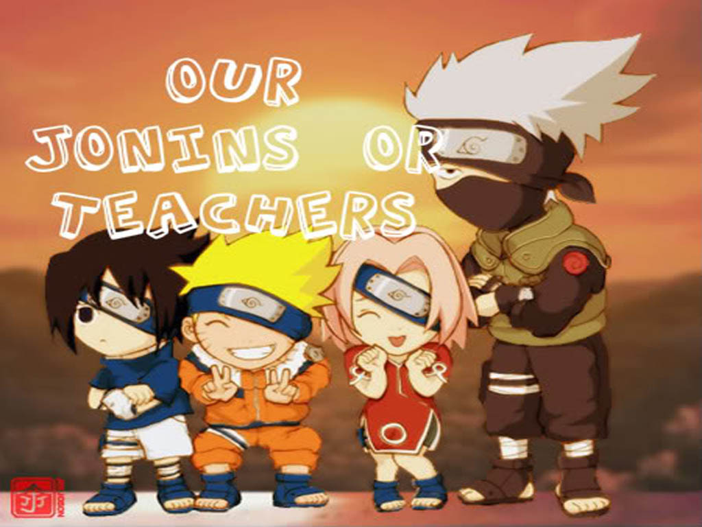 64 Naruto Cute Wallpaper On Wallpapersafari