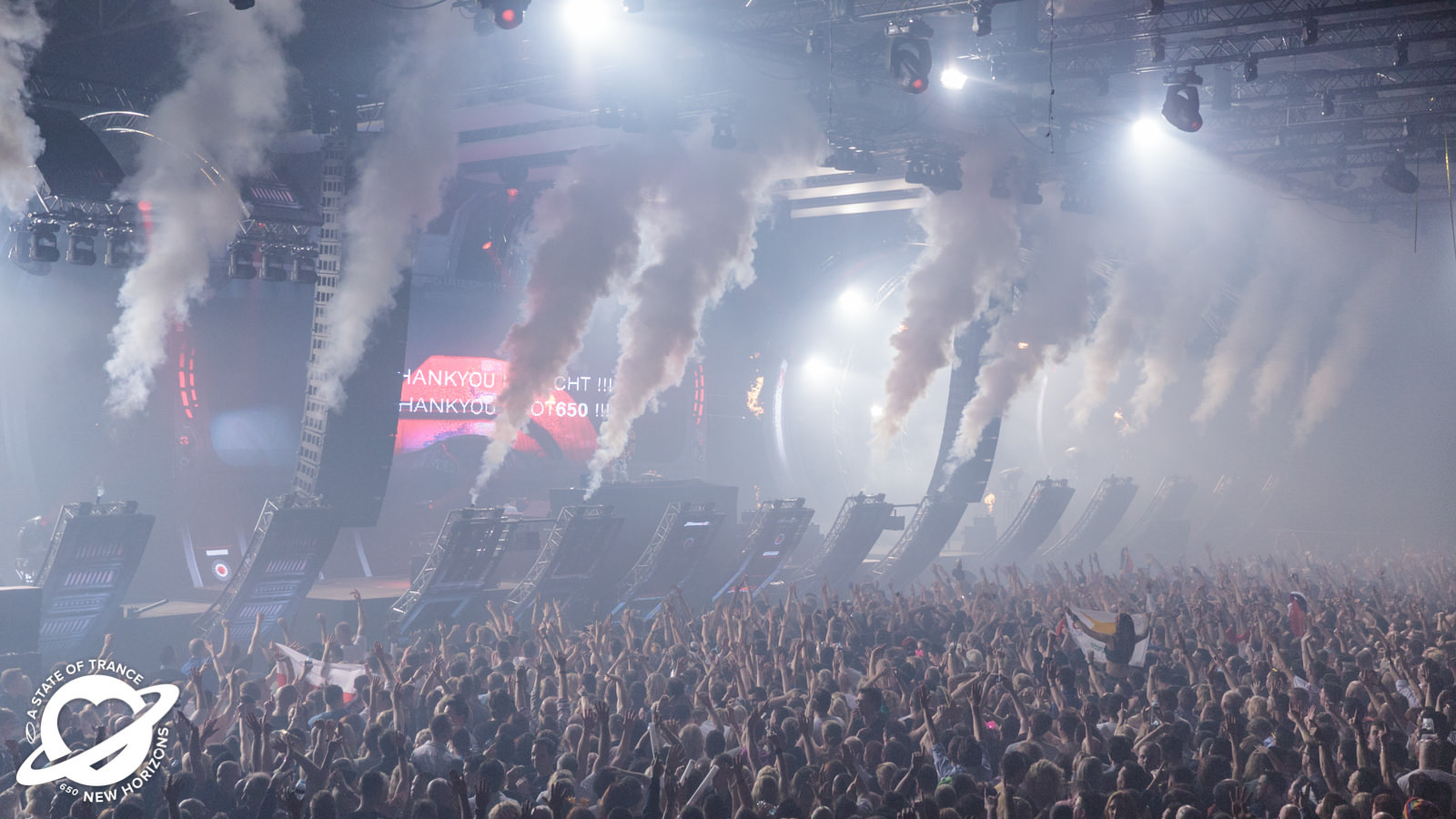 Dash Berlin   A State Of Trance 650 in The Netherlands Utrecht 1600x900