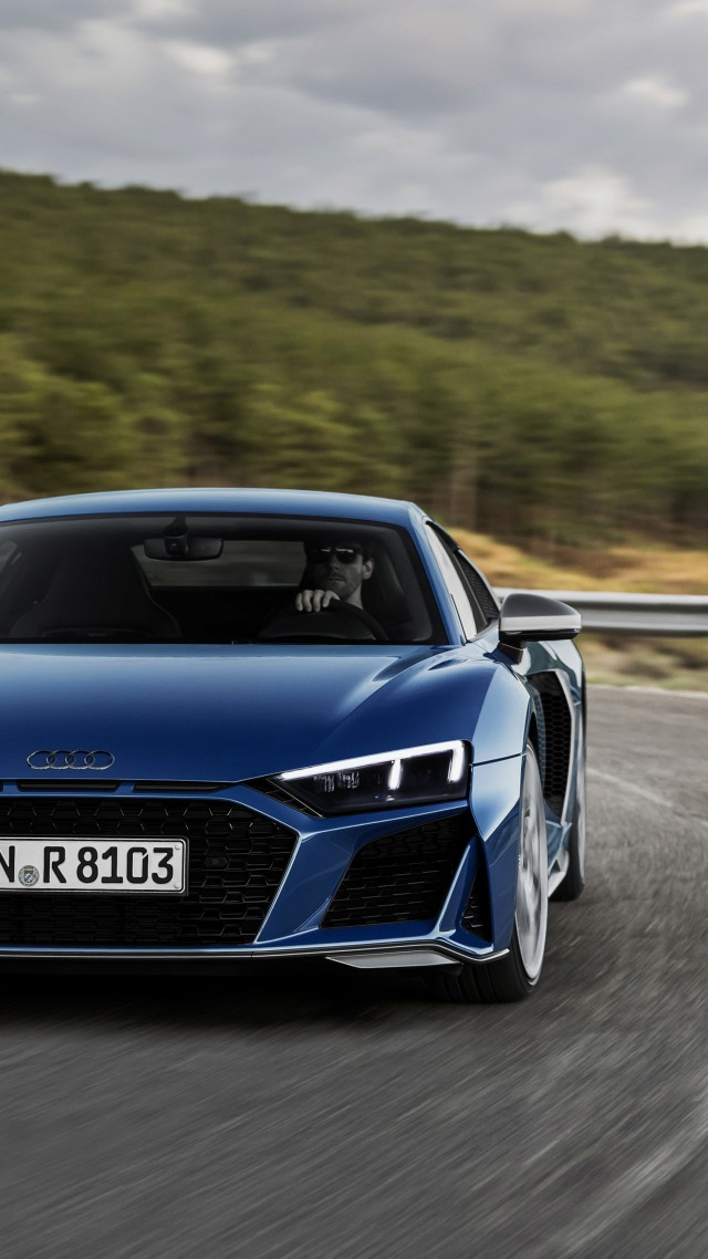 Wallpaper Audi R8 V10 2019 Cars 4K Cars Bikes 20743 640x1138