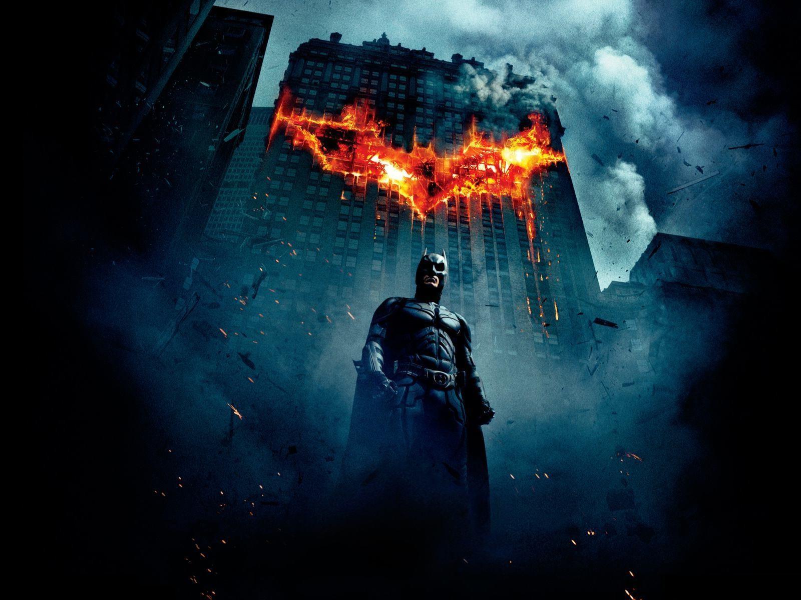 The Dark Knight desktop wallpaper 1600x1200