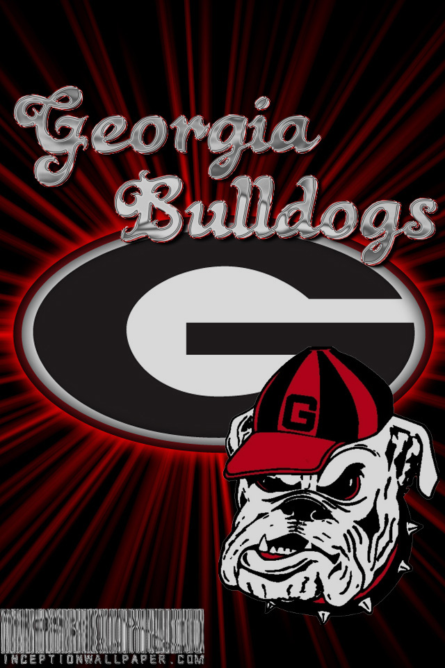 Georgia Bulldogs iPhone Wallpaper Photo Galleries and Wallpapers 640x960