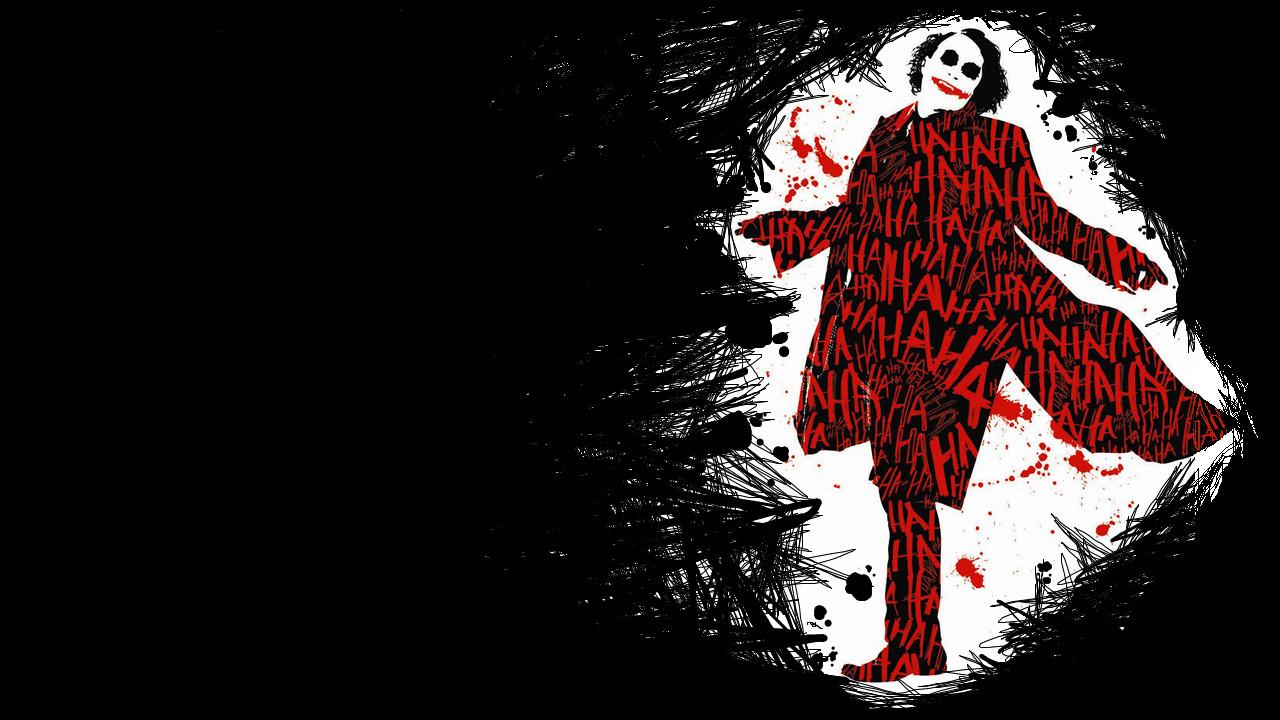 In The Spotlight The Joker Oculoid Art Design Inspiration 1280x720