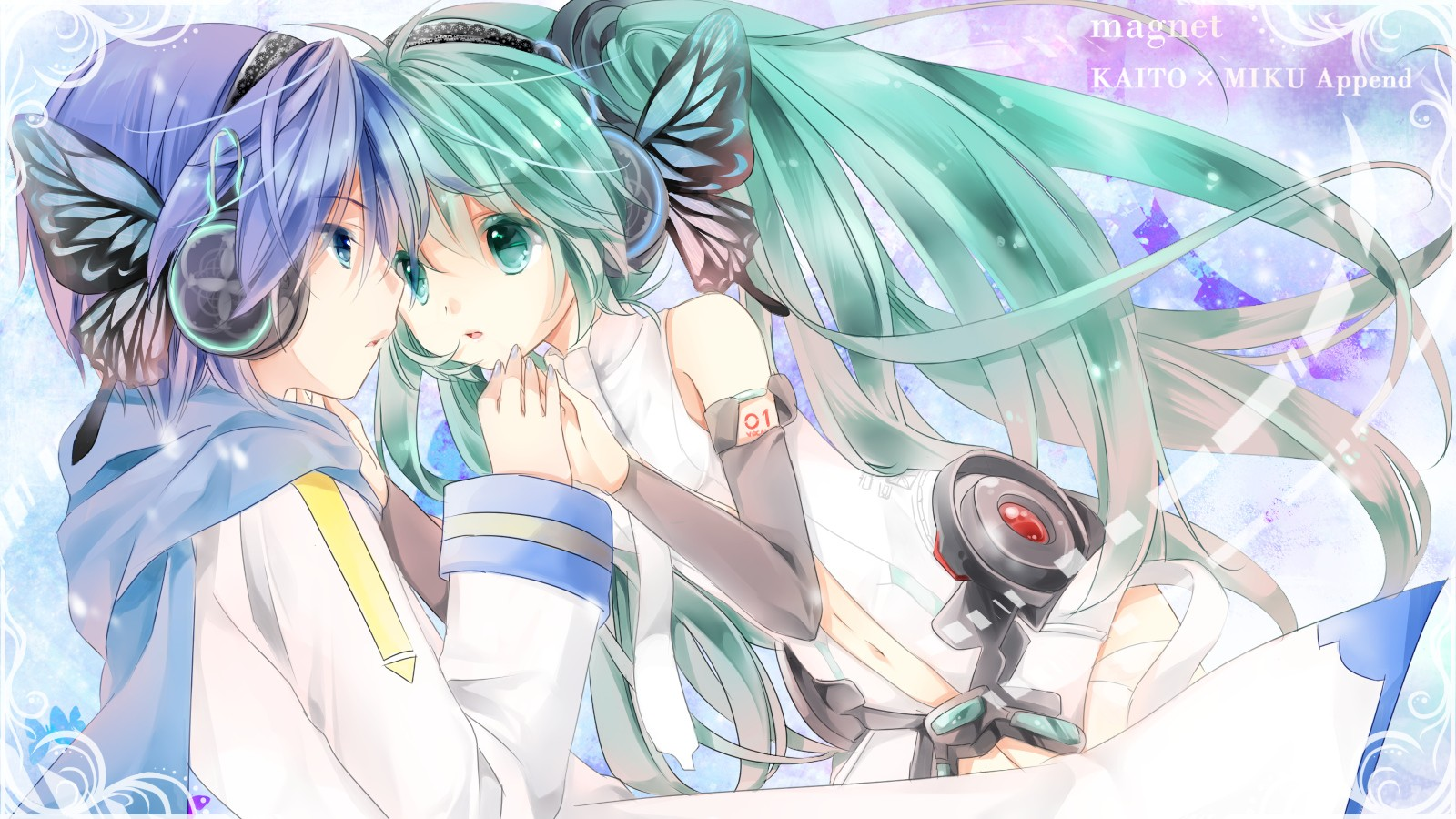 vocaloid kaito wallpaper wallpapersafari