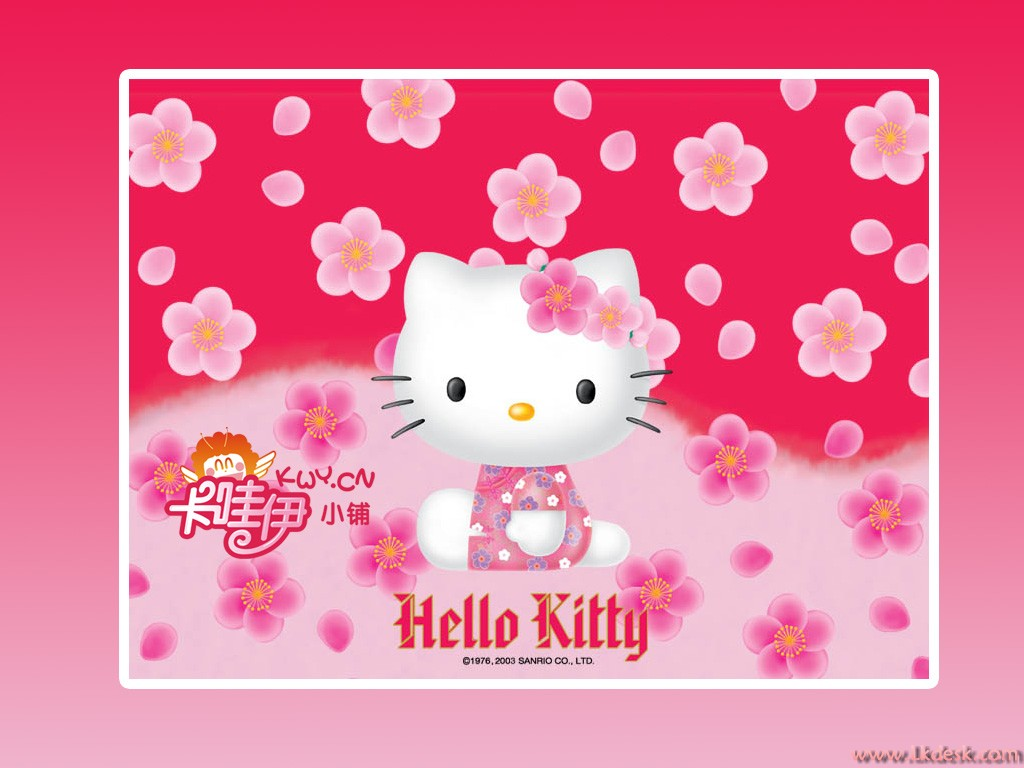 Hello Kitty 12 1024x768