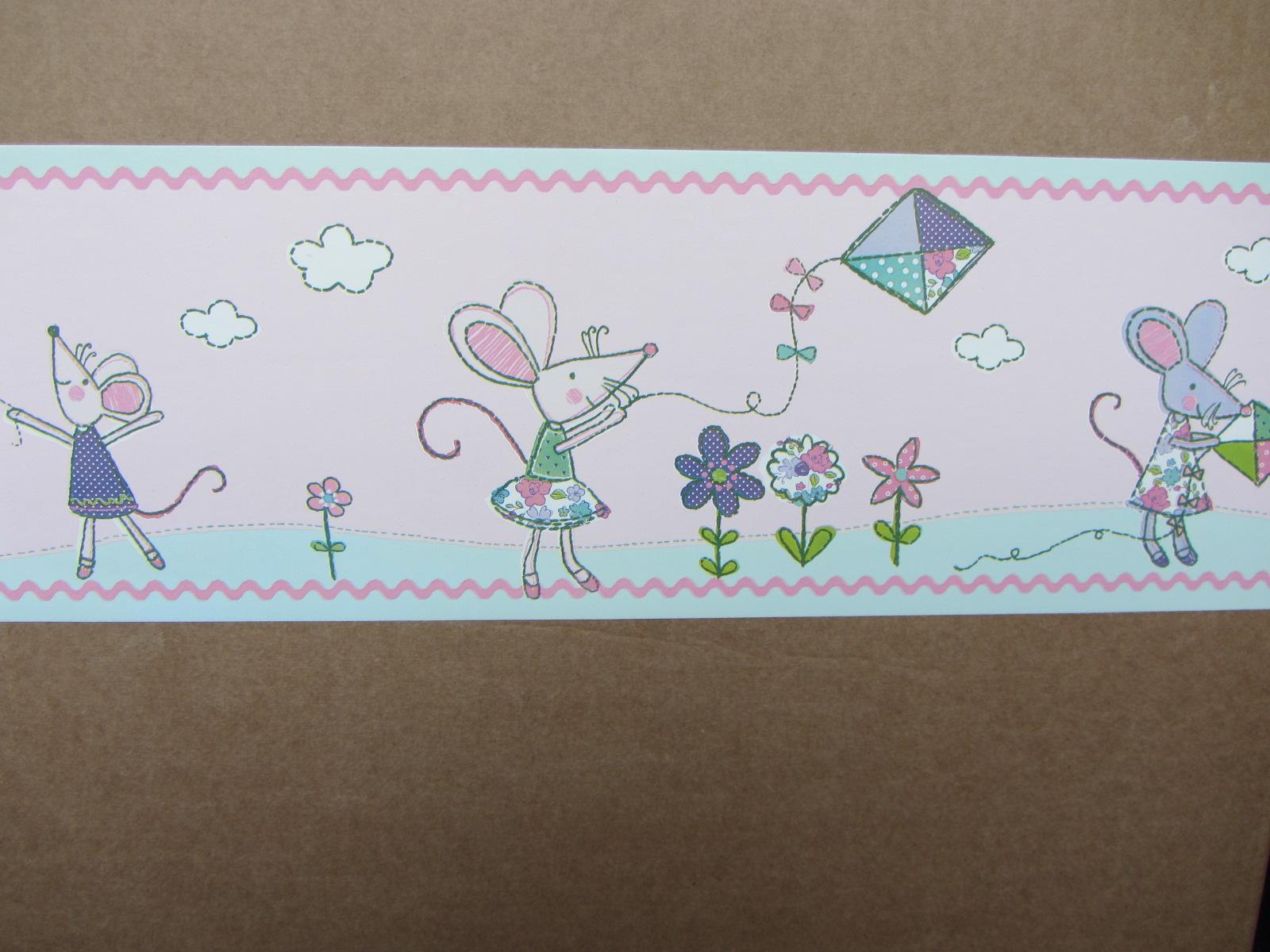 Nursery Wallpaper Borders Uk 1600x1200