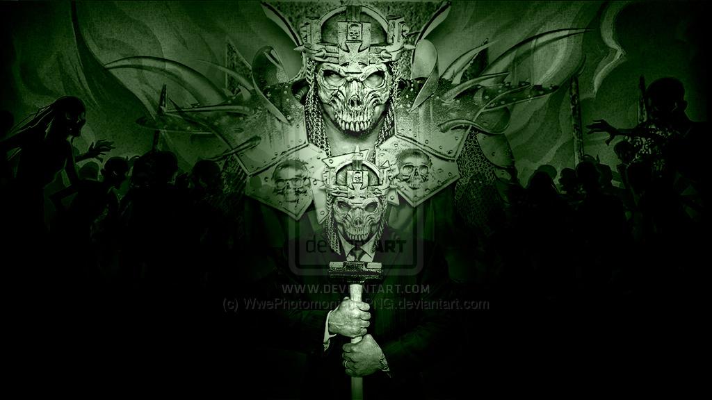 Triple H King Of Kings Wallpaper by WwePhotomontagePNG 1024x576