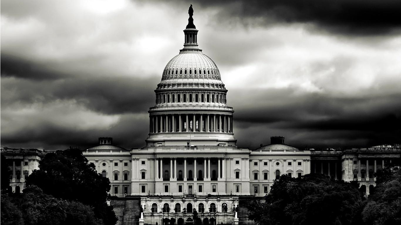United States Capitol Wallpaper 1366x768 ID18257 1366x768
