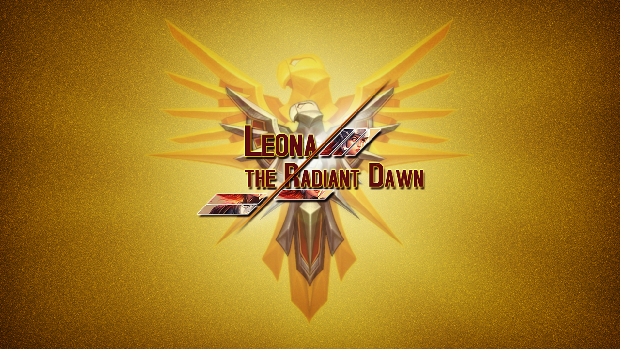 Free Download League Of Legends Leona Wallpaper Leona League Of