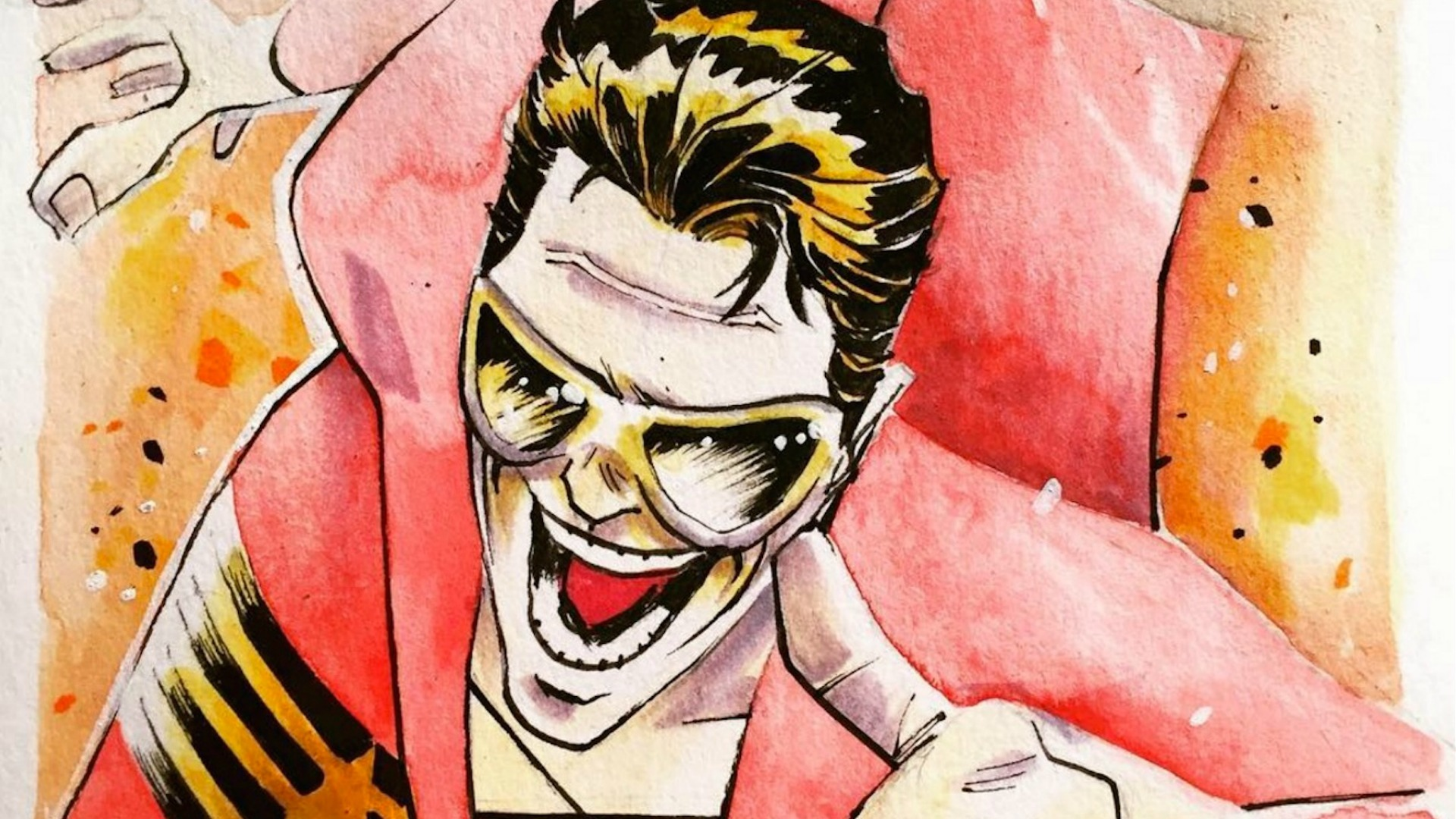 Awesome Art Picks Supergirl Wolverine Plastic Man and More 1920x1080