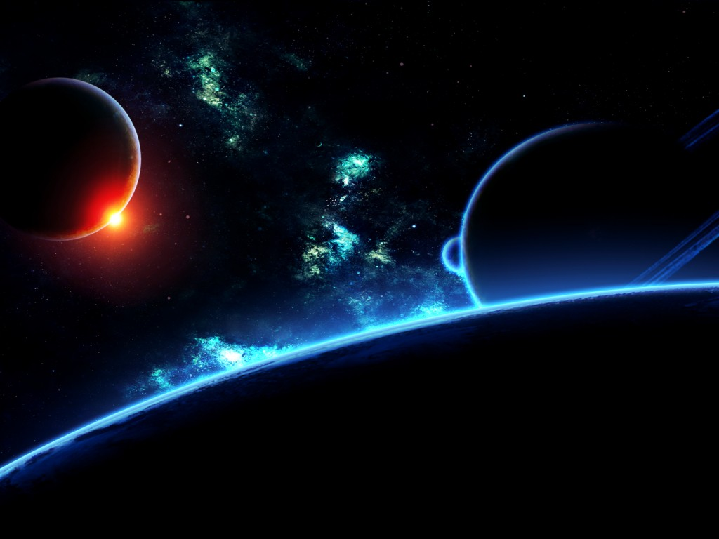 Deep Space   HD Wallpapers 1024x768