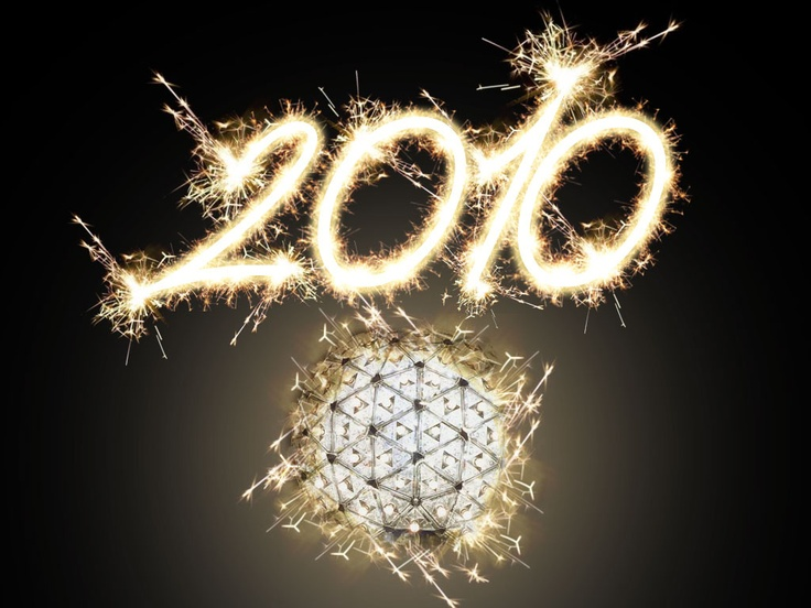 Create a 2010 Sparkler Text Wallpaper PhotoshopPicture Editing P 736x552