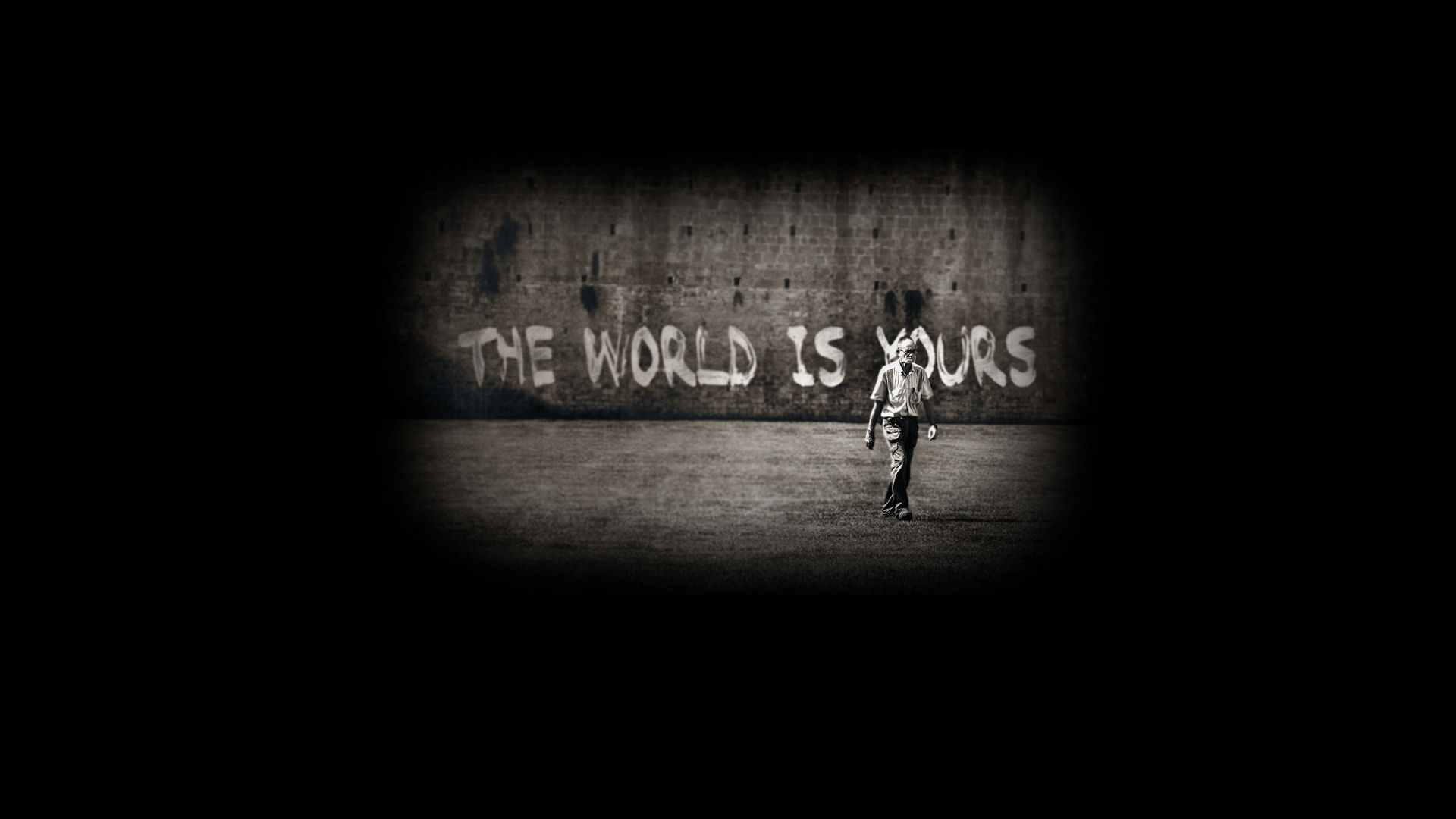 49 The World Is Yours Wallpaper On Wallpapersafari