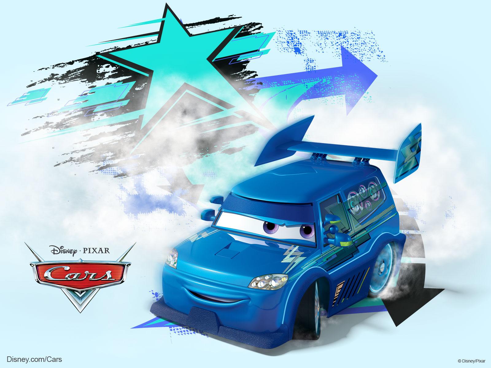 dj Pixar Cars Wallpaperjpg 1600x1200