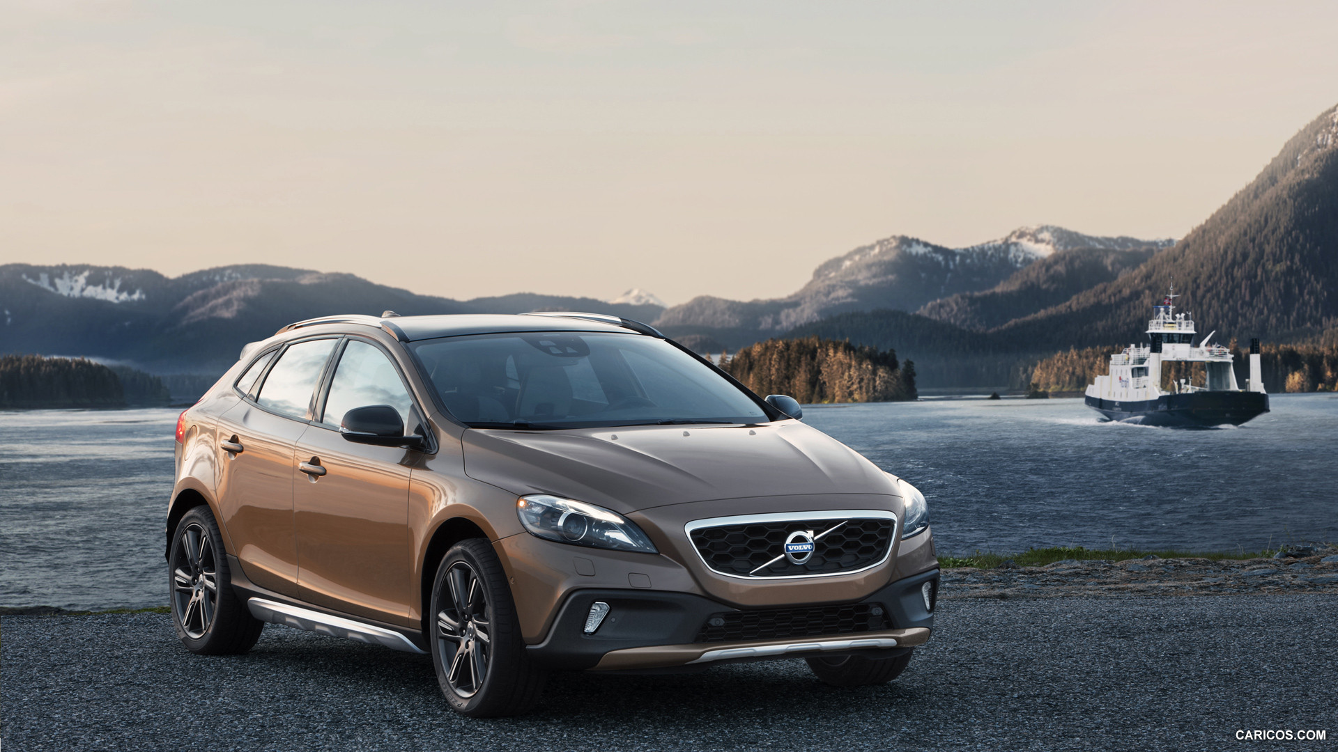 2013 Volvo V40 Cross Country   Front HD Wallpaper 10 1920x1080
