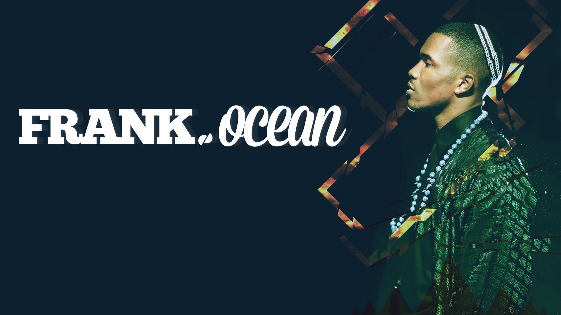 Frank Ocean Wallpapers HD 1920x1080