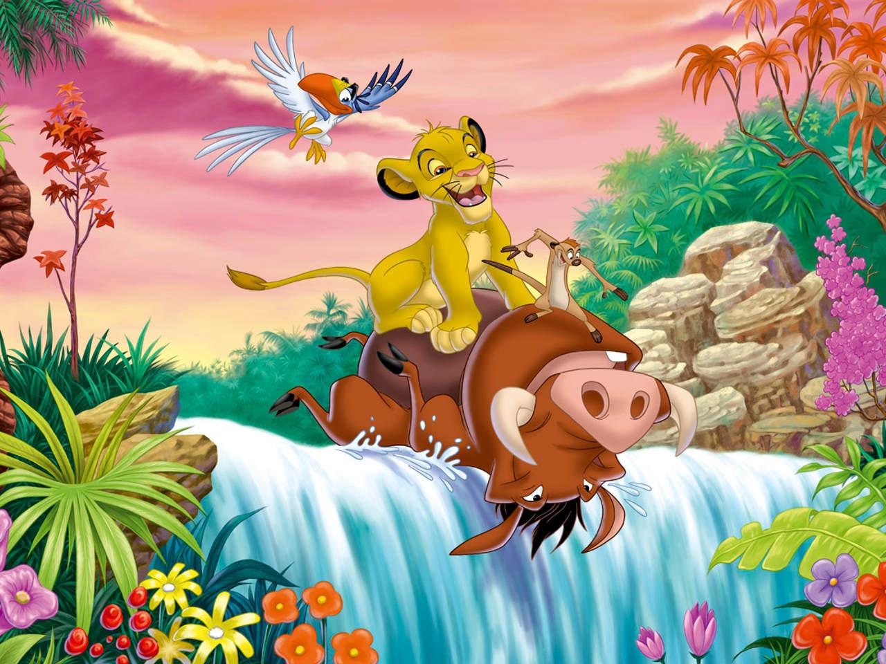 The Lion King Wallpaper Disney Desktop Wallpaper 1280x960