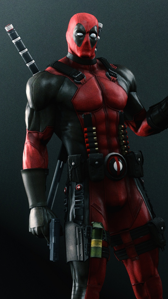 Descargar Deadpool 1080p HD 1 Link Espaol Latino 540x960