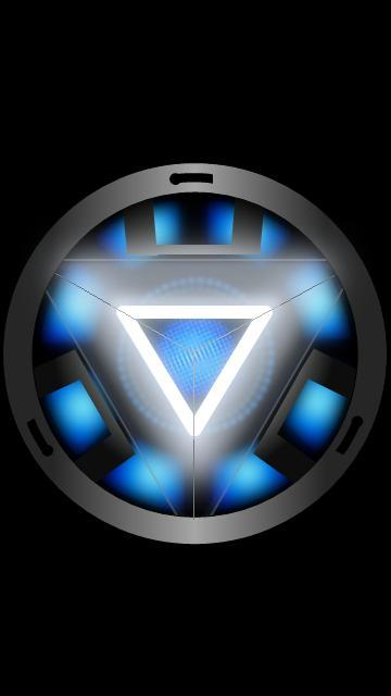 Iron Man Arc Reactor Wallpaper - WallpaperSafari Iron Man 3 Arc Reactor Logo