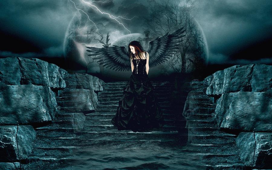 Dark Angel Wallpapers - WallpaperSafari