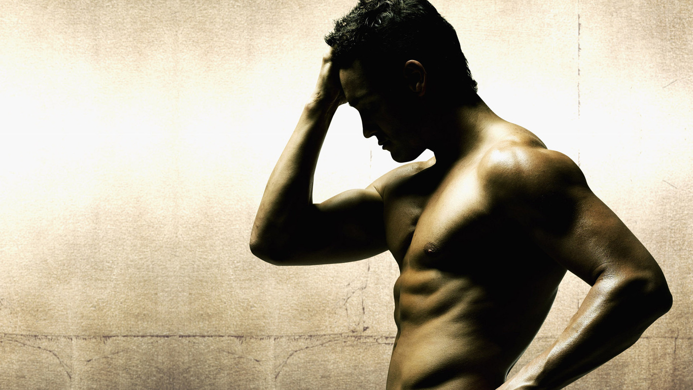 Muscle Man Wallpapers - WallpaperSafari