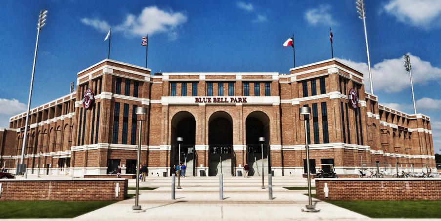 Texas AM Baseball Facilities 903x453