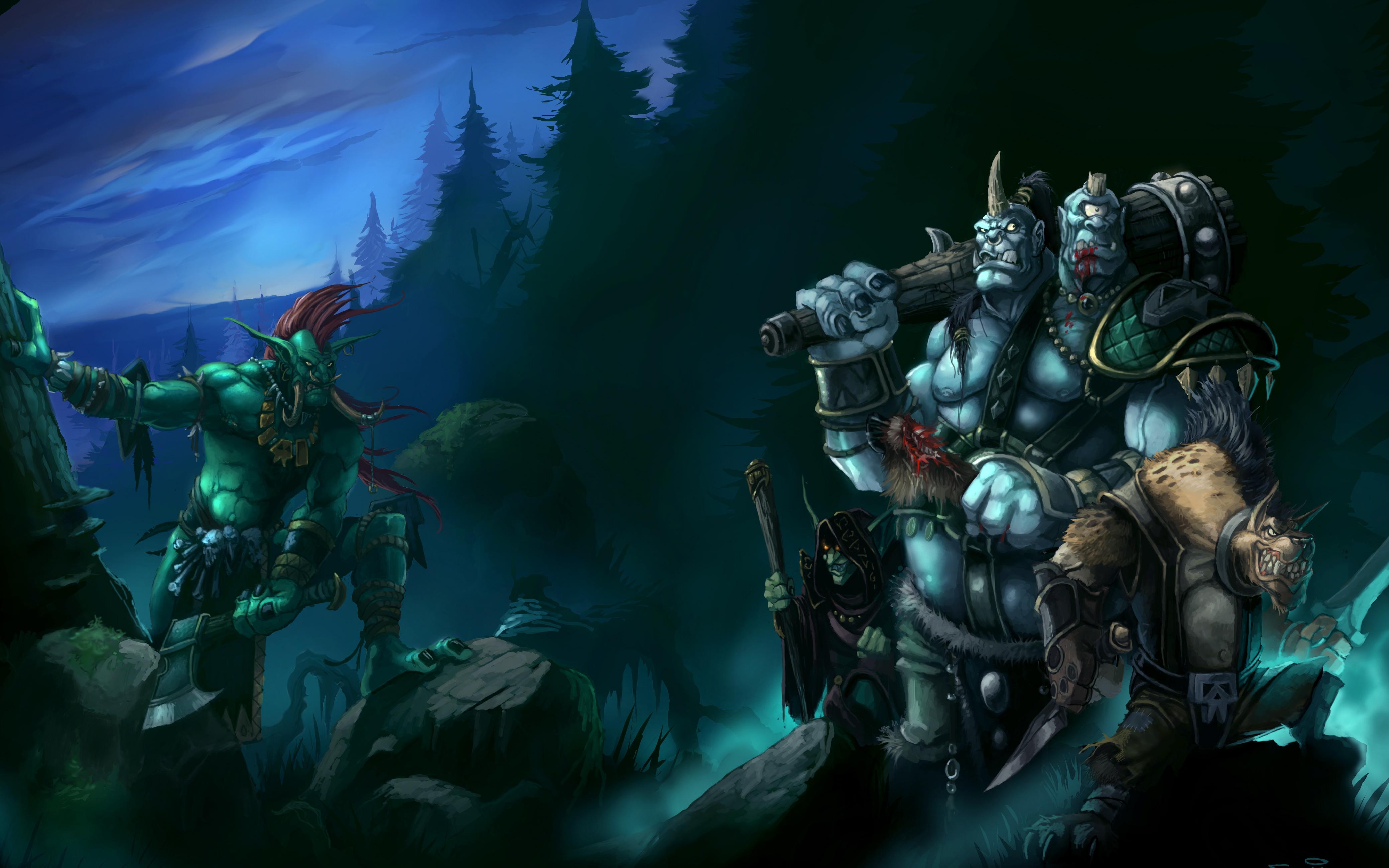 World of Warcraft 4156x2597