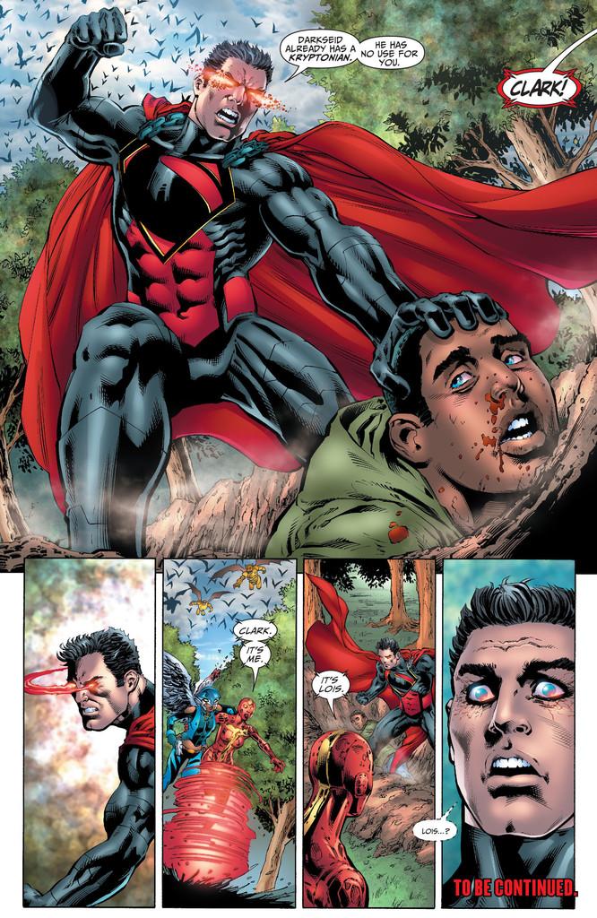 Earth 2 Superman Wallpaper Wallpapersafari