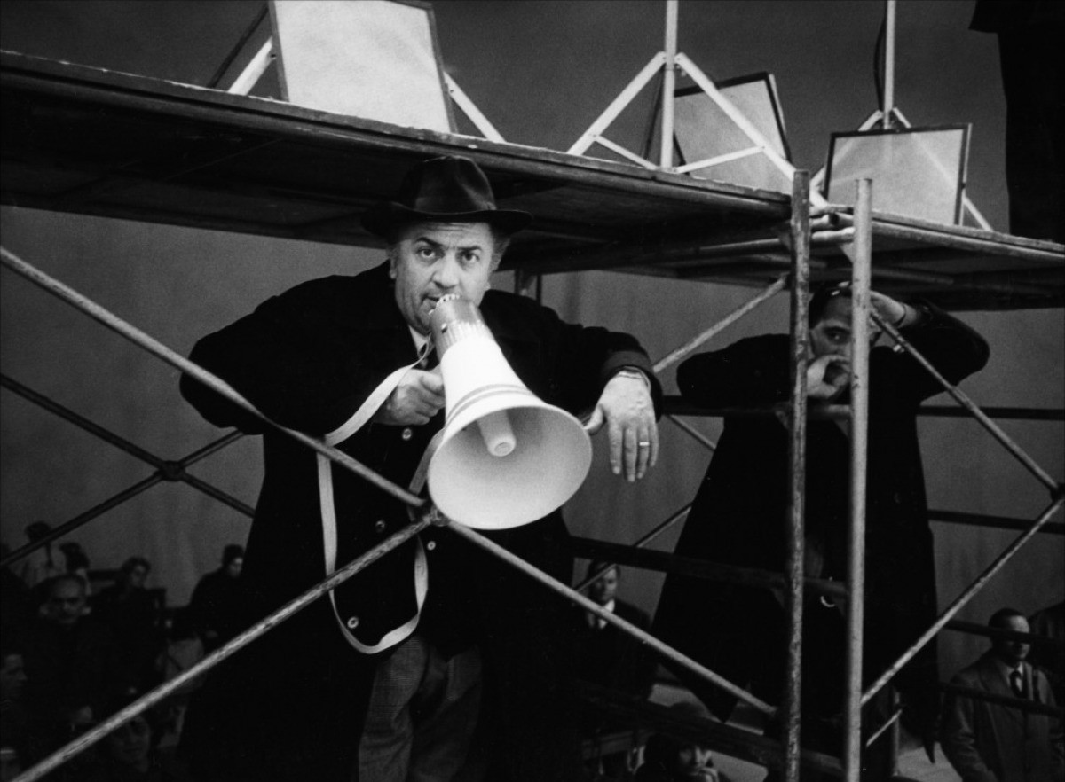 Federico Fellini photo 3 of 14 pics wallpaper   photo 340986 1200x882