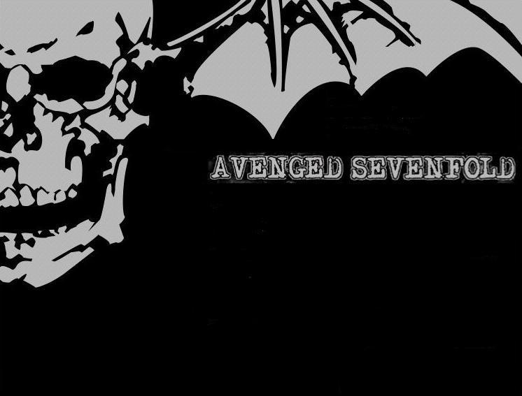 Semongko Kuneng Avenged Sevenfold Wallpaper 746x567