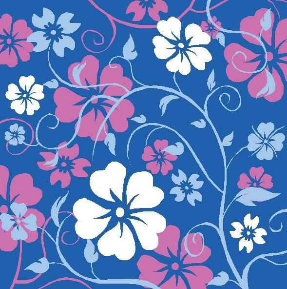 Hawaiian Flower Backgrounds