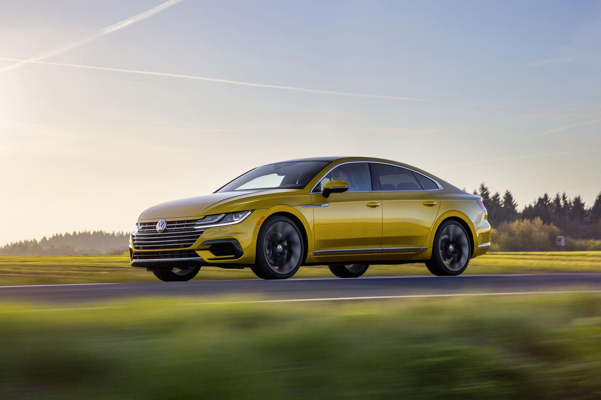 2019 Volkswagen Arteon R Line News and Information 1920x1280