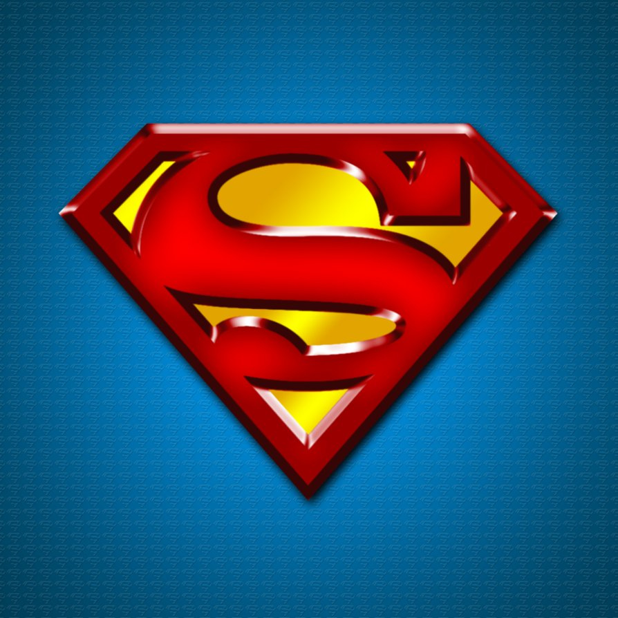 Superman S Shield by SUPERMAN3D 894x894