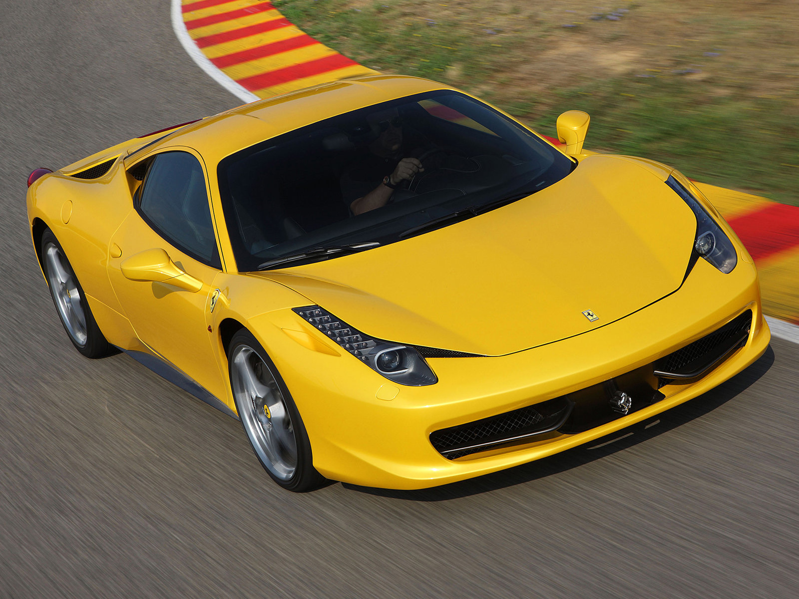 Ferrari Ferrari 458 Italia Ferrari 458 Italia photo car wallpapers 1600x1200